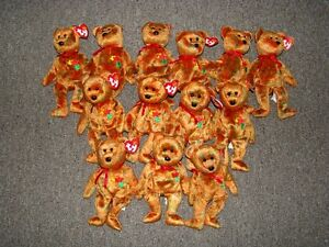 Complete Canadian provinces Ty Bears   Collection