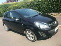 Vauxhall Corsa 1.4i 16v SXi (A/C) 5 Door 2013 Full MOT (No Advisories)