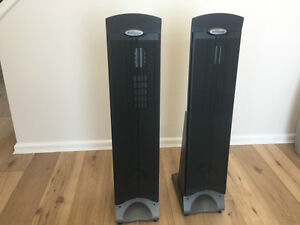 Monsoon FPF-600 Planar audiophile Speakers