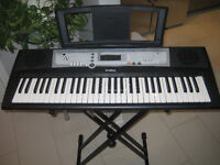 Keyboard Lessons/In-Home Instrument Provided