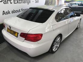 2010 10 BMW 3 SERIES 2.0 320I M SPORT 2D AUTO 168 BHP