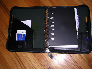 Franklin Quest Business Fabricate Day Planner Windsor Region Ontario image 2