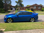 2009 Holden VE SS V sedan automatic Endeavour Hills Casey Area Preview