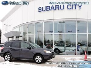 2016 Subaru Forester 2.5i Touring  - Low Mileage