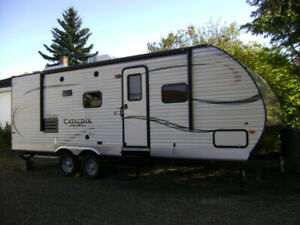 2015 COACHMAN CATALINA TRAILER - AVAILABLE FOR VIEWING ANYTIME