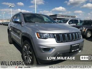 2018 Jeep Grand Cherokee Limited  - Low Mileage