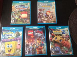 jeux Wii U...  Pokken, Mario tennis et plus !