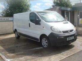 Vauxhall Vivaro 1.9CDTI ( 82ps ) 2900 LWB NOW SOLD NOW SOLD NOW SOLD