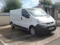 Vauxhall Vivaro 1.9CDTI ( 82ps ) 2900 LWB NEW CAM BELT NO VAT