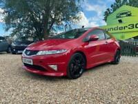 2010 Honda Civic 1.8 I-VTEC TYPE S GT 3d 138 BHP Hatchback Petrol Manual