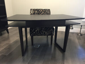 SHOWHOME FURNITURE - CURVED OFFICE DESK