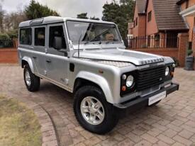 2007 Land Rover Defender 110 2.5 Td5 County [9 Seats] ***LIMITED EDITION***