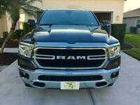 2019 69 Reg Ram 5.7 V8 hemi Fabulous late Truck AND SIMILAR REQUIRED TODAY !