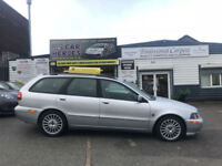 2003 VOLVO V40 1.9D (115bhp) SPORT LUXURY ESTATE (AA) WARRANTED INCLUDED
