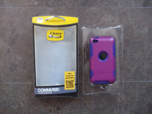 ipod touch 4th generation commuter case, never used