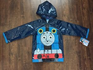 THOMAS RAINCOAT - NEW WITH TAGS, NEVER WORN (size 5)