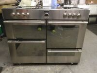 Stoves electric range cooker