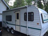 21 ft trailer