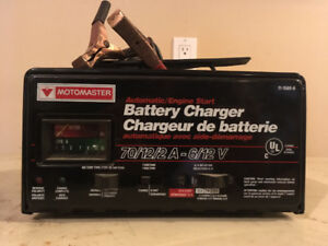 Battery Charger - Booster