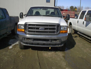 2000 Ford F-350 xl Pickup Truck