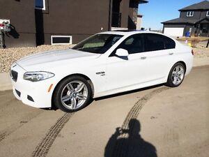 2011 BMW 5-Series 535 xdrive Sedan