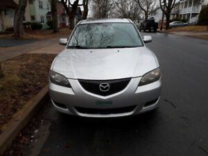 Mazda 3 2004 only driven 146,491 KM..
