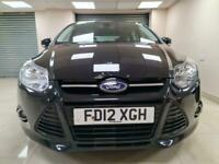 Ford Focus 1.6 TDCi Titanium X Black £20 Tax 76MPG DIESEL WARRANTY 12 MONTHS MOT