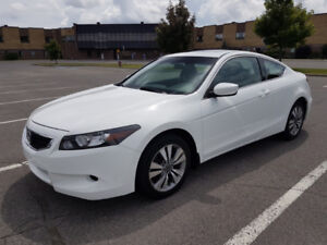 Honda Accord coupe EX-L 2008