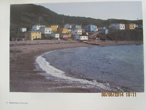 ONE HUNDRED OUTPORTS by Ben Hansen (Signed) St. John's Newfoundland image 6