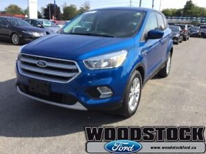 2017 Ford Escape SE  CERTIFIED PRE OWNED 1.99% OAC UP TO 72 MOS