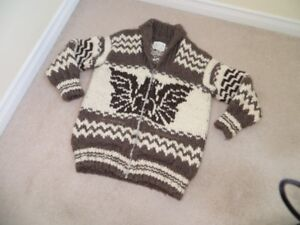 Cowichan Indian weater