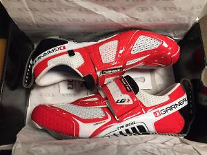 Garneau Tri-300 Triathlon Shoes, Size 45 - Brand New in Box