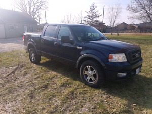2004 ford f-150 Fx4 Saftied/etested