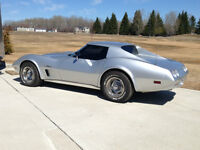 1974 corvette,nice car,good condition,wife no longer wants car