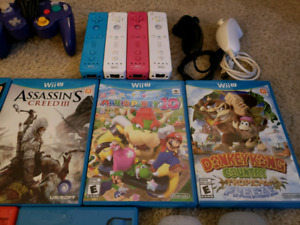 Nintendo Accessories and Games