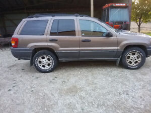 2001 Jeep Larado Stratford Kitchener Area image 1