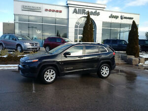 2014 Jeep Cherokee North 4x4, 1 owner clean with clean history London Ontario image 6