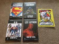 Super hero books