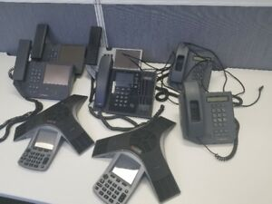 Multi-line/Skype/ Conferencing Phones