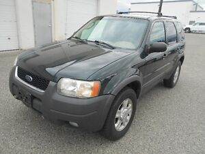 2003 Ford Escape XLT AWD Auto 174000KM Great Deal