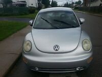 1998 Volkswagen New Beetle Coupe (2 door)