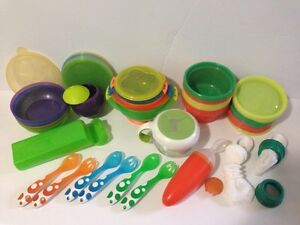 Baby Toddler Dishes, Cups, Utensils, Storage Containers etc.