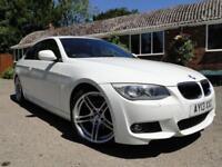 2013 13 BMW 3 SERIES 320D M SPORT AUTO DIESEL