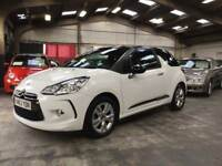 Citroen Ds3 Dstyle Hatchback 1.6 Automatic Petrol
