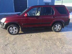 2003 Honda CR-V EX SUV, Crossover - Safetied