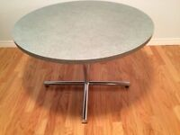 """42"""" round table $75"""