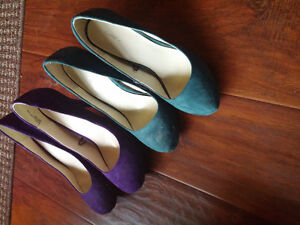 Three pairs of heels for $10