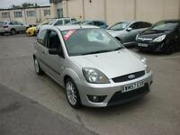 2008 Ford Fiesta 1.6 Zetec S Finance Available