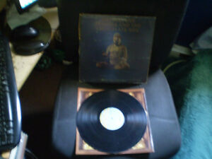 vinyl buddha and the chocolate box/foreigner/cat steven 33 tour