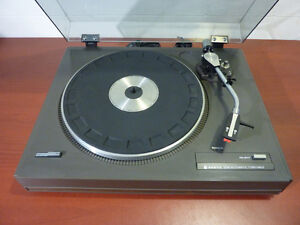 Turntable / table tournante SANYO Made in Japan